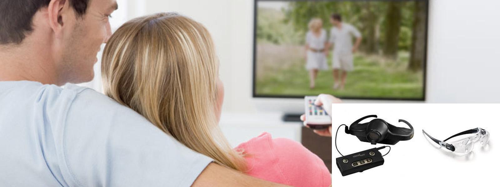 ayudas ver televisión