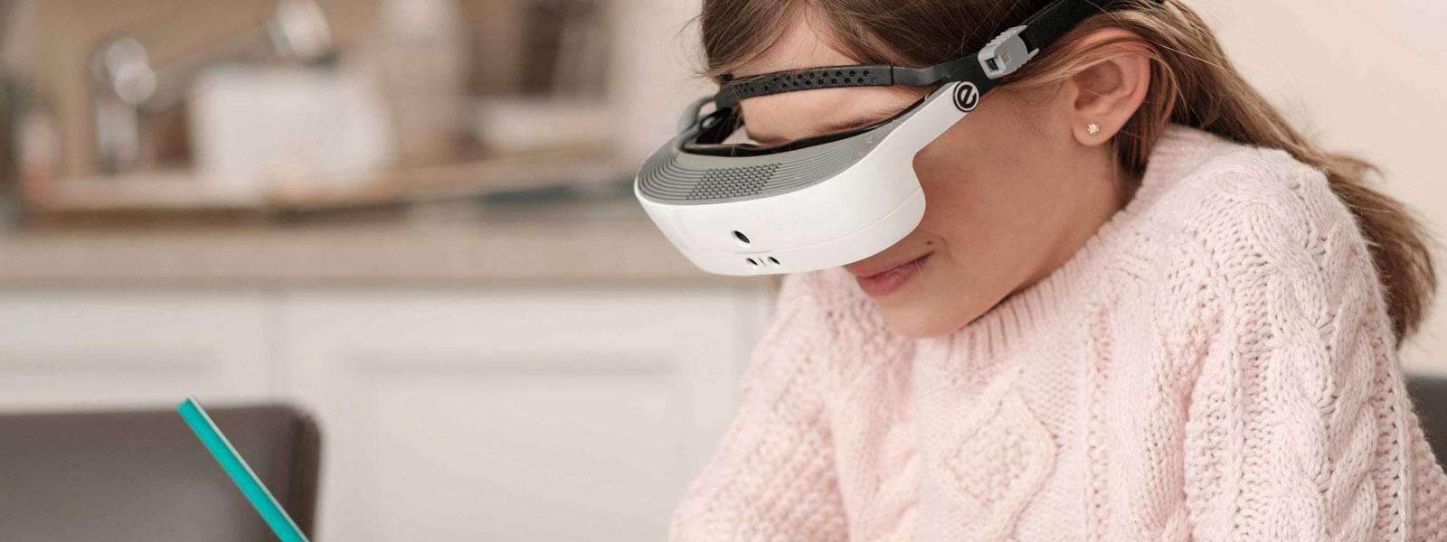 tecnología gafas retiplus